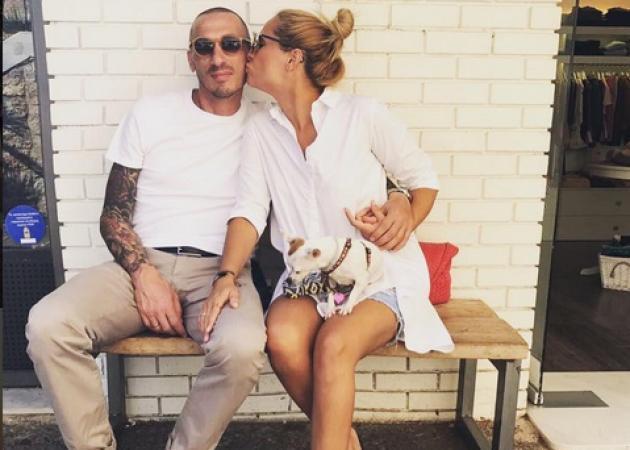 Έλενα Ασημακοπούλου - Μπρούνο Τσιρίλο: Κλείνουν επτά χρόνια γάμου και σβήνουν κεράκια!