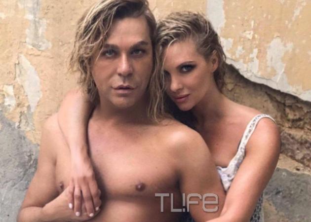 Τρύφωνας Σαμαράς: Ποζάρει ως σέξι μοντέλο για τα εσώρουχα γνωστού οίκου – Backstage φωτογραφίες