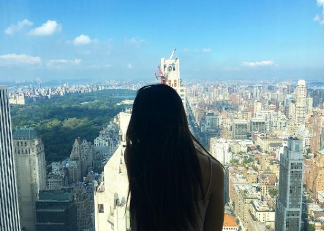 Αλεξάνδρα Κωστοπούλου: Μίνι απόδραση στη Νέα Υόρκη! [pics]