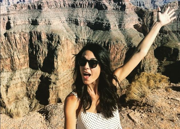 Ιωάννα Τριανταφυλλίδου: Roadtrip στη μαγευτική Αριζόνα!