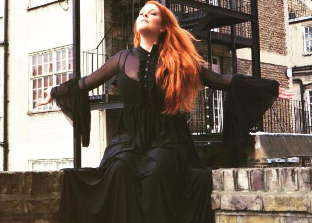 Σίσσυ Χρηστίδου: Σε ρόλο μοντέλου στο Λονδίνο [pics]