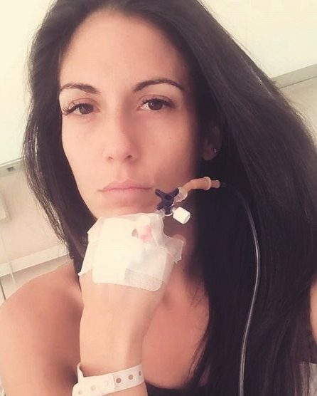 anth1 - Το σοβαρό πρόβλημα υγείας Ελληνίδας δημοσιογράφου που δεν γνώριζε κανείς -