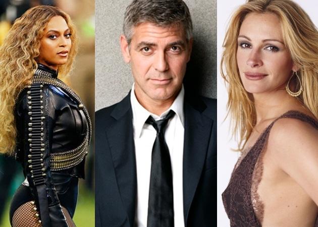 Beyonce, George Clooney και Julia Roberts: Ενώνουν τις δυνάμεις τους και στηρίζουν τα θύματα του Χάρβεϊ!