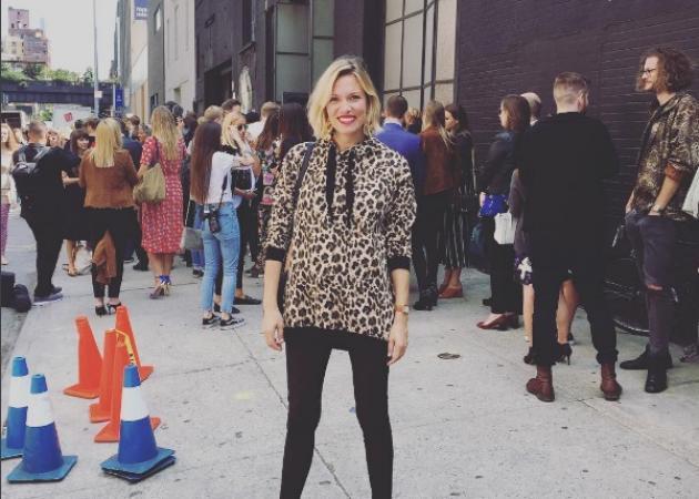 Βίκυ Καγιά: Το νέο look και το ταξίδι της στη Νέα Υόρκη για την Εβδομάδα Μόδας! [pics]