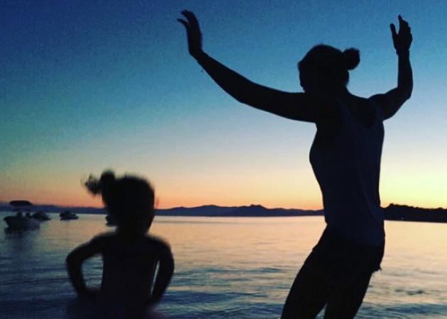 Κάτια Ζυγούλη: Οι όμορφες ευχές για την ονομαστική γιορτή της κόρης της! [pic]