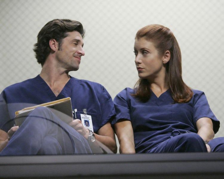 greys4 - Πρωταγωνίστρια του Grey's Anatomy διαγνώστηκε με όγκο στον εγκέφαλο