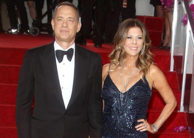 Tom Hanks: Ετοιμάζει για συνεργασία - έκπληξη με την σύζυγό του!
