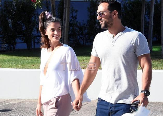 Σάκης Τανιμανίδης - Χριστίνα Μπόμπα: Επιστροφή στις αγαπημένες τους συνήθειες!