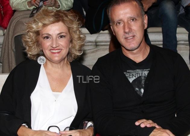 Ηρώ Μανέ: Σπάνια κοσμική εμφάνιση με τον γοητευτικό σύζυγό της!