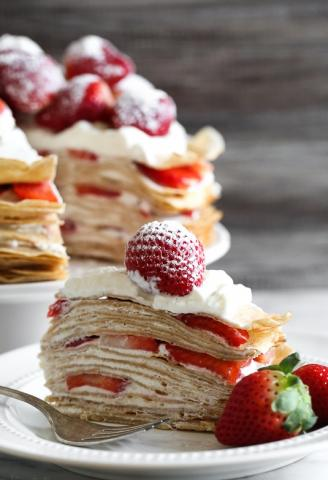 1 v - Light συνταγές με φράουλες: Γλυκά και αλμυρά πιάτα που θα κάνουν πιο απολαυστική τη δίαιτά σου