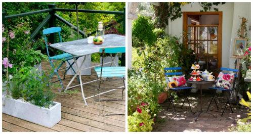 Διακοσμητικά tips και trends για τη βεράντα ή το μπαλκόνι