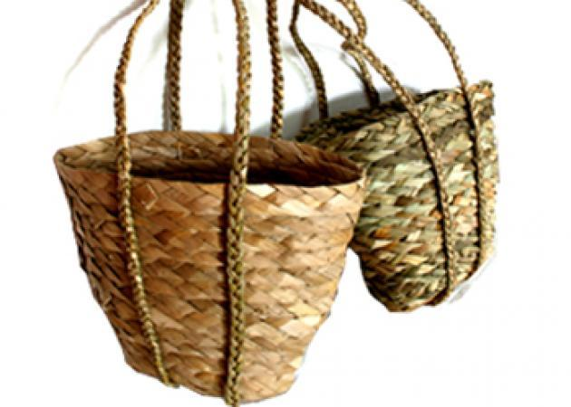Basket Bag;
