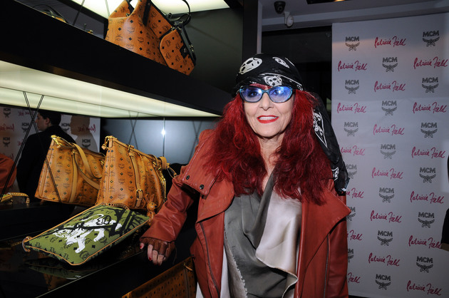 H Patricia Field στην Αθήνα