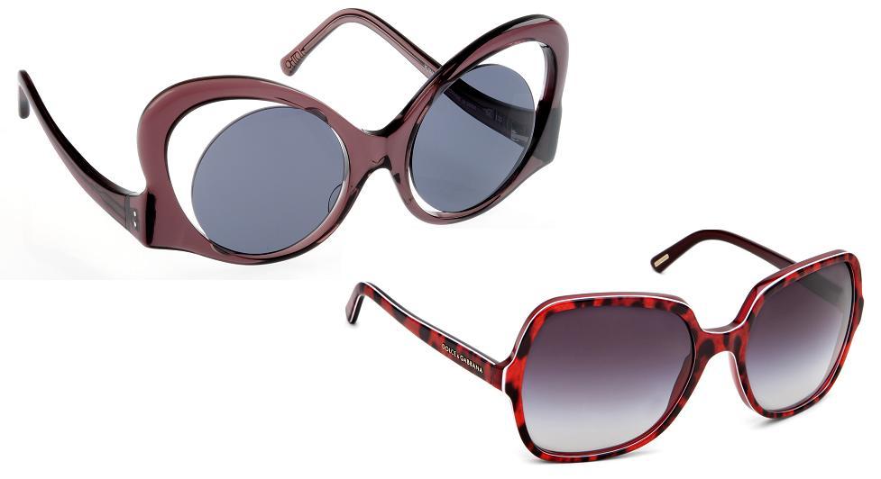 b1bbf2c673 Όλες οι τάσεις στα γυαλιά για την Άνοιξη και το Καλοκαίρι του 2011 ...