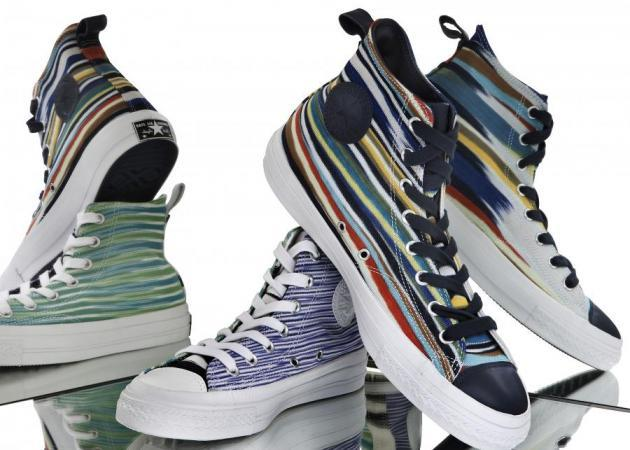 Converse+Missoni=limited ediotion