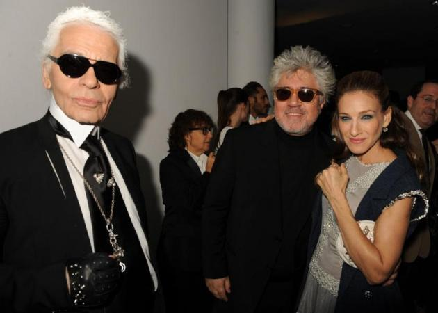 Party προς τιμήν του Almodovar με αέρα Chanel! Δες photos..