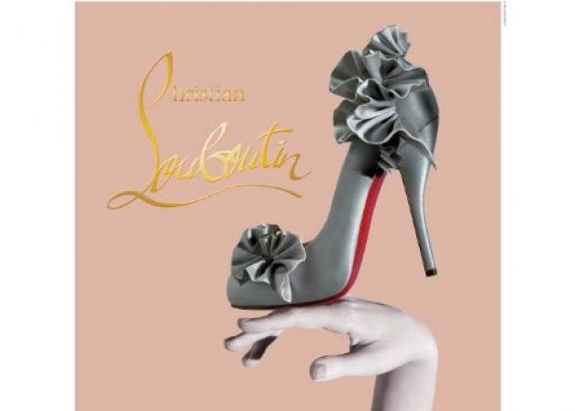 Christian Louboutin table book!