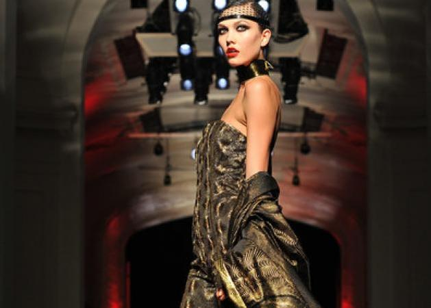Jean Paul Gaultier: Haute Couture 2013! Video