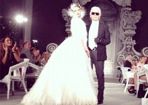 Chanel Haute Couture 2013! Video