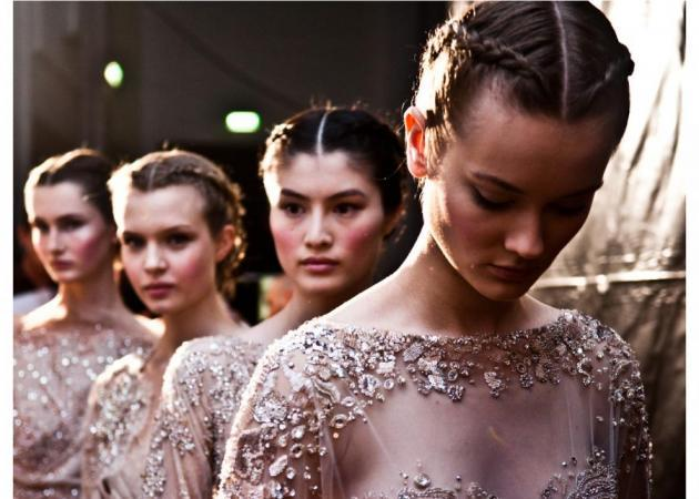 Elie Saab Haute Couture: Δες τι έγινε στο backstage!