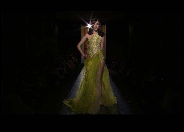 VERSACE Haute Couture 2013!