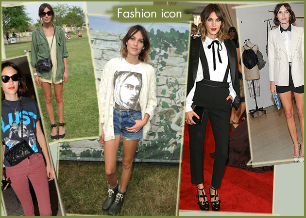 COPY THE LOOK! Όλα τα fashion tips που μάθαμε από το στιλ της Alexa Chung...