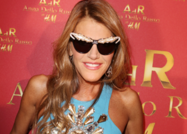 To Party της Anna dello Russo για τη νέα της συνεργασία με τη H&M!