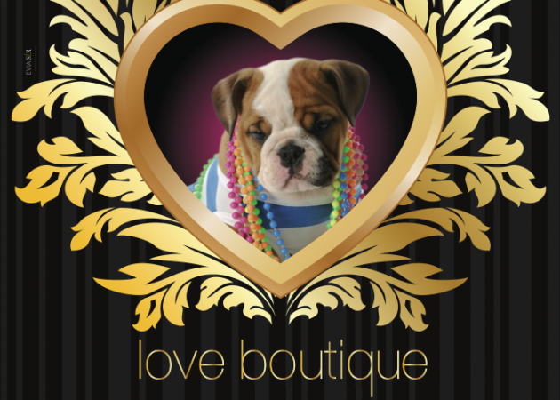 Happy Birthday, Love Boutique!