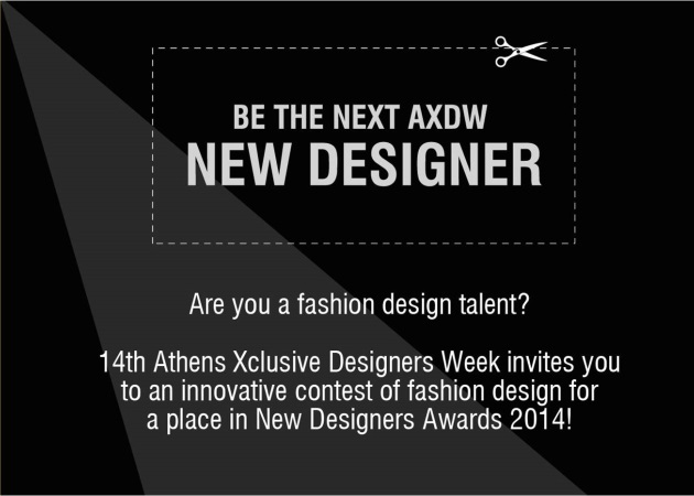 FASHION DESIGN PROJECT: Be the next AXDW New Designer!
