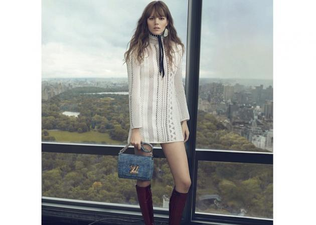 Preview: H Spring 2015 καμπάνια Louis Vuitton με την Jennifer Connelly + την Freja Beha Beha Erichsen