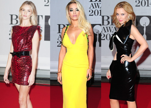 Brit Awards 2014: Όλα τα  red carpet looks!