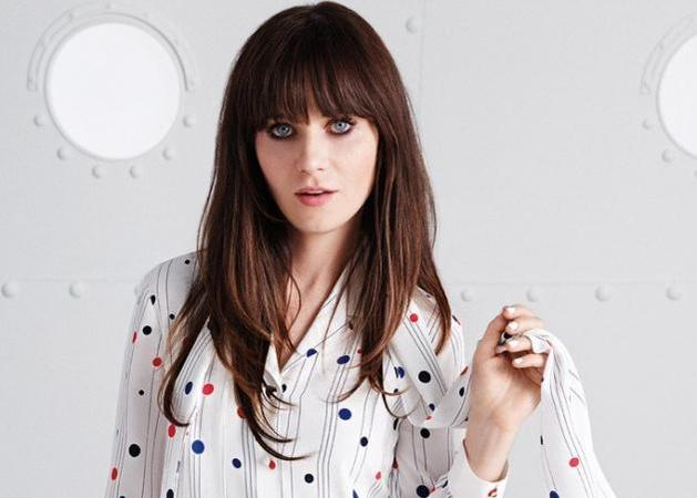 H Zooey Deschanel συνεργάζεται με τον Tommy Hilfiger