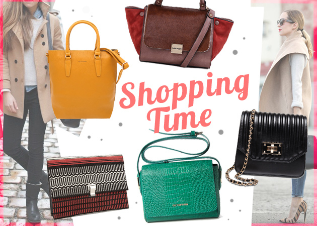 Totes, shoulder bags & clutches: Οι ωραιότερες τσάντες της αγοράς στις βιτρίνες του Tlife!