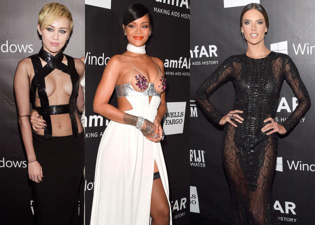 Amfar Inspiration Gala for Tom Ford: Τι φόρεσαν οι stars;