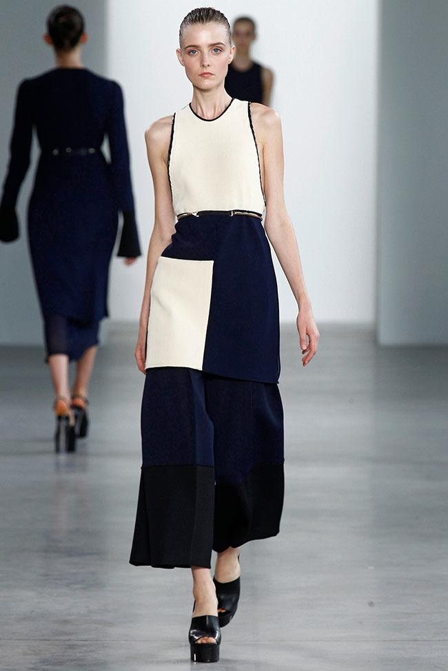 New York Fashion Week Spring-Summer  15  Τι θα φορέσουμε το επόμενο ... 17fec2f3c22