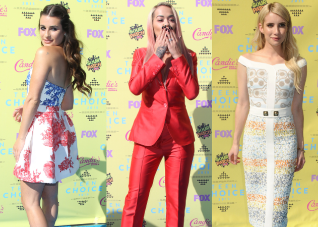 Teen Choice Awards 2015: Tι φόρεσαν οι stars;