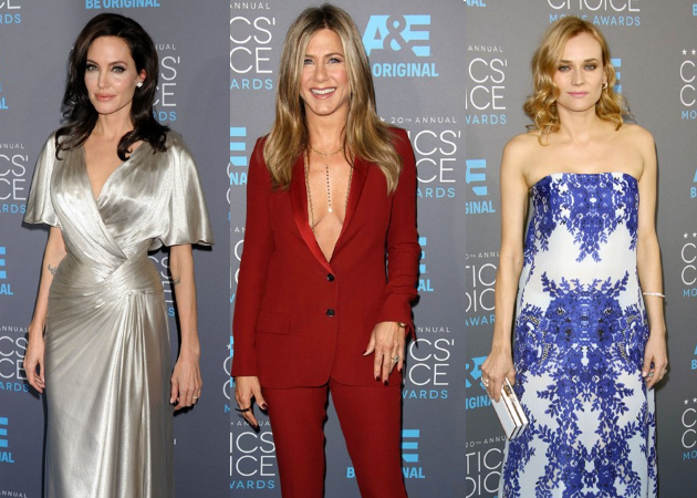 Critics' Choice Awards 2015: Τι φόρεσαν οι stars;