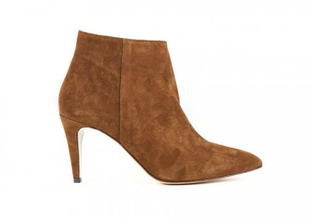 Suede ankle boots: Δικά σου με ένα κλικ