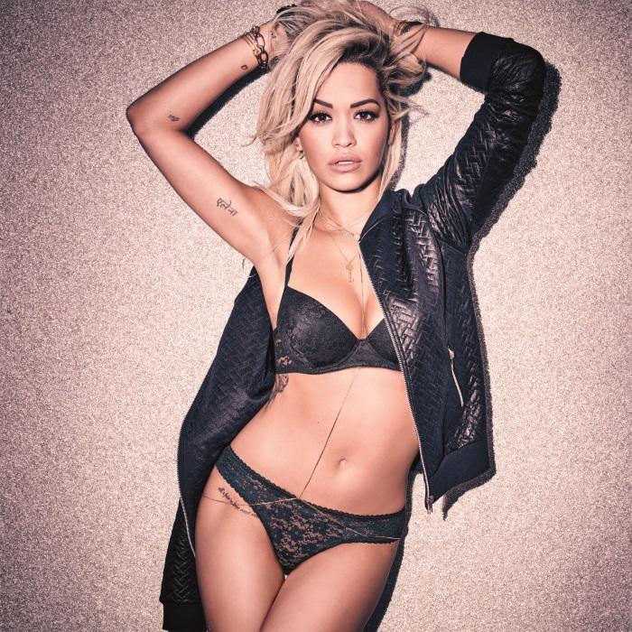 Συνέντευξη Rita Ora  Ποια είναι τα αγαπημένα της εσώρουχα  - TLIFE 375723b9fd0