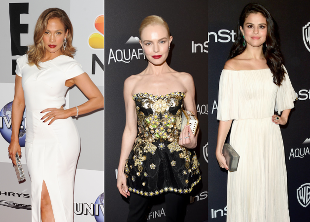 Golden Globes Afterparties: Τι φόρεσαν οι stars;