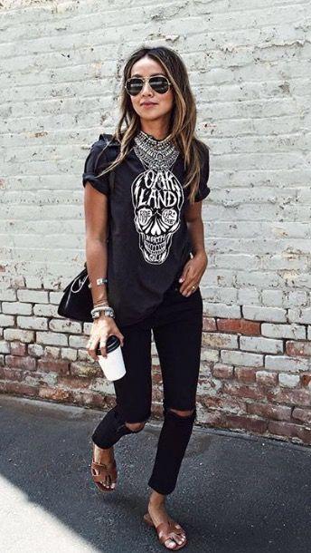 12 - Τα t-shirts που πρέπει να έχεις και πως να τα φορέσεις όλη μέρα
