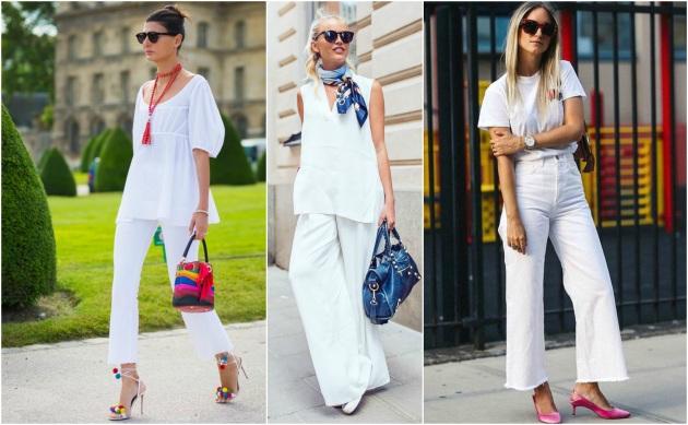 333 - Νέοι τρόποι να φορέσεις το λευκό φέτος το καλοκαίρι από την κορυφή μέχρι τα νύχια