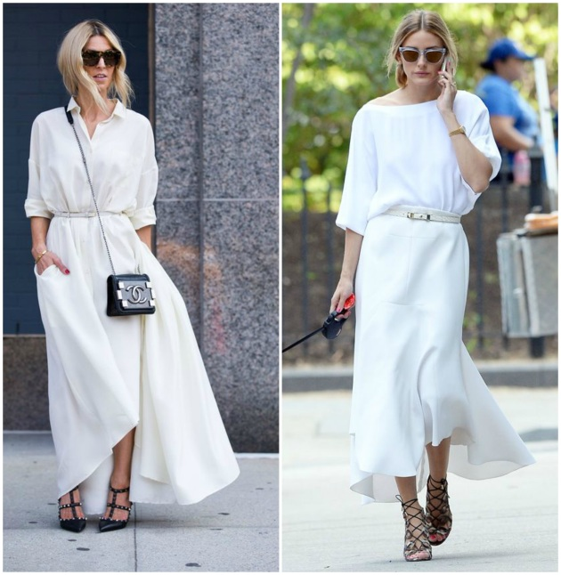 555 - Νέοι τρόποι να φορέσεις το λευκό φέτος το καλοκαίρι από την κορυφή μέχρι τα νύχια
