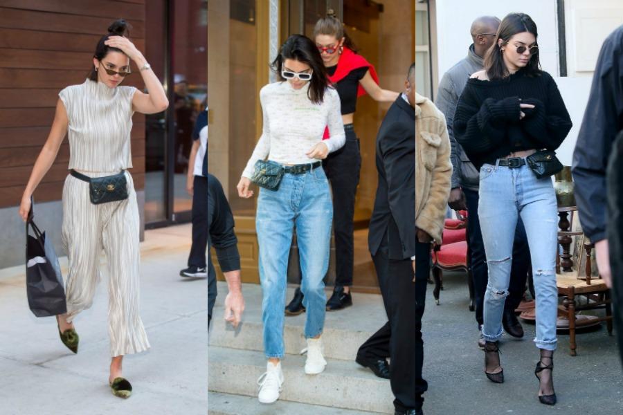 Έχει πολλές επιλογές σε χρώμα και ύφος αλλά τις περισσότερες φορές την  έχουμε δει να κρατάει μία Chanel ή μία Louis Vuitton. 5724a053f36