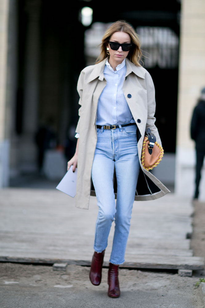 6fe0fae0b9d5 ... sporty τότε μπορείς να επιλέξεις ένα bootcau jeans και να το συνδυάσεις  με πάνινα sneakers. Μην ξεχάσεις να προσθέσεις χρώμα στο τοπ και στα  αξεσουάρ ...