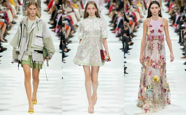 52cbb31f690 Fashion Week: Μια βόλτα στις πασαρέλες του Παρισιού και στις ...