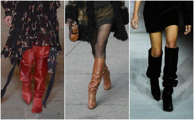 bfc413feaff ... ότι αυτά τα παπούτσια τα έχει φορέσει και η Τάμτα αλλά και η Demy.  Αυτήν την τάση την προσέξαμε κυρίως στους οίκους Nina Ricci, Burberry και  Balenciaga.