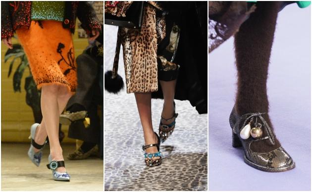 3ca6d7b2d0b Φθινόπωρο-Χειμώνας 2017/18: Οι 10 μεγαλύτερες τάσεις στα παπούτσια ...