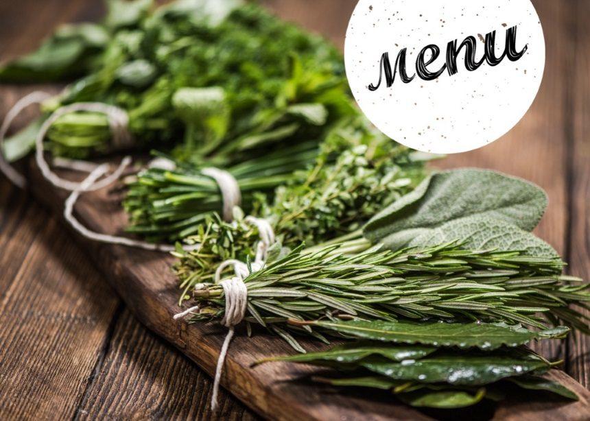Το μενού της εβδομάδας: Συνταγές με αρωματικά βότανα   tlife.gr