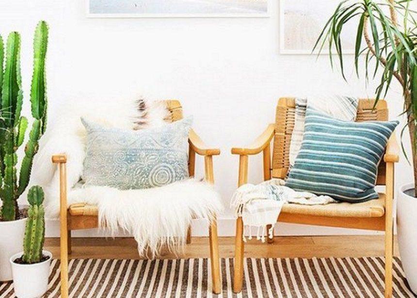 Tips για ένα stylish σπίτι: Πώς να αντέξεις τον καύσωνα ακόμη και χωρίς air condition | tlife.gr